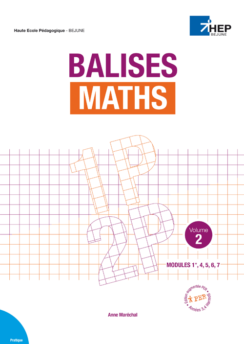 Balises Maths 1P/2P module 1*,4,5,6,7